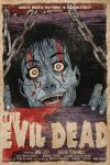 The Evil Dead (2013) - Old Style Poster by MarcoFontanili