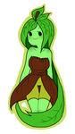 Leaf Princess by Ask-Bellanca