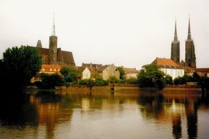 Wroclaw Reflections no. II by krigl