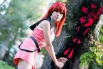 Dead Fantasy Kairi Cosplay by CrystalMoonlight1