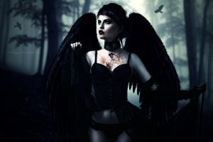 Dark Angel VIII by SamBriggs