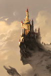 Lady's Castle by Emkun