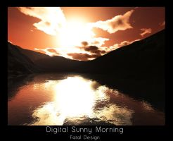 Digital Sunny Morning by TEOxan