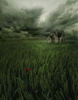 A Home at the End of the World by meaniebeanie