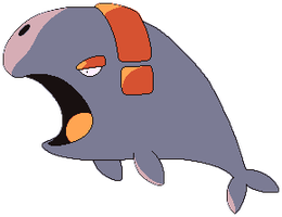 WHALE FAKEMON SOLD by DarkySG