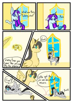 Fake alicorn page.6 by HolidayDC