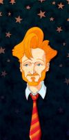 Conan O'Brien by JadeGordon