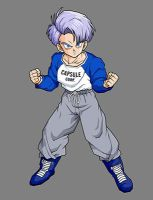 Pre-Teen Trunks by dbzataricommunity