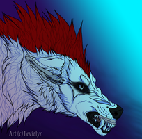 [AT] LethalGemini by Levialyn
