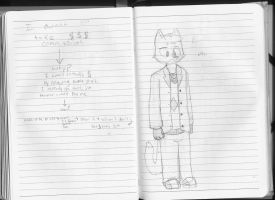 180 Notebook- Pages 92 and 93 by FoxTone