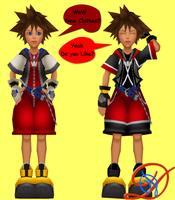Soras new Clothes by Shinobis-Destiny