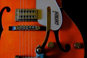 Gretsch Guitar by EpoKrhcp