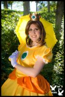 Princess Daisy by TTCosplay