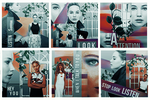 Jennifer Lawrence Icons by VaLeNtInE-DeViAnT