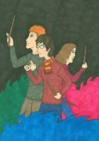 2009: Harry Potter by Imperius-Rex