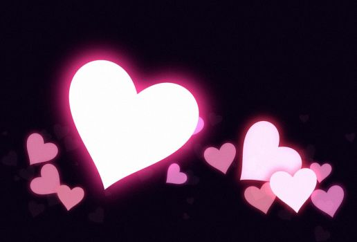 Hearts Background by allison731