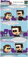 No More Than Two Days by DairyBoyComics