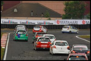 warm up lap by adiluhung