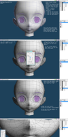 Making facials in meta TUTORIAL by MMD-MCL