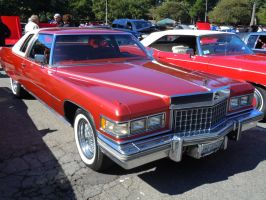 1976 Cadillac Coupe DeVille II by Brooklyn47