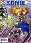 Sonic Epilogue - 1st Issue by mree