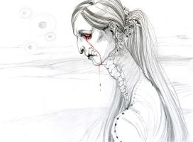 Grief by XViolacea
