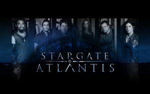 Stargate Atlantis Wallpaper by Nexus-Raven