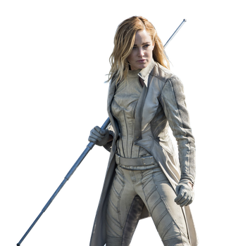 White Canary PNG by Buffy2ville