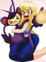 Gift - Trainer Emily Rose by Lucky-JJ