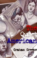 The Quiet American book cover by Dreee