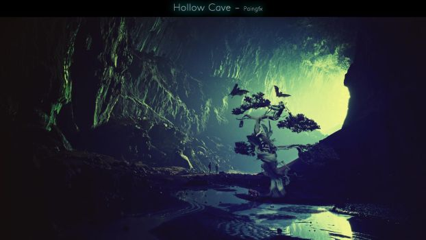 Hollow Cave by Pain-Geo