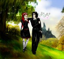 sev and lily by Blackthorn-Studios