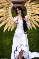 Grace of an Angel by cupcakecosplay