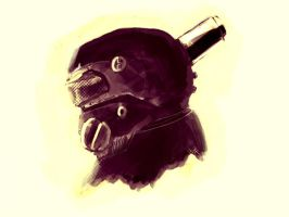 Steep helmet concept by Max-CCCP