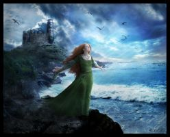 The Wind Blows From Avalon by Iribel