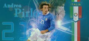 Pirlo number one by mozillaboy