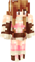 Persona Second Outfit | MC Skin by LILDanica