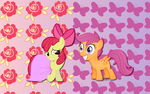 ScootaBloom wallpaper by AliceHumanSacrifice0
