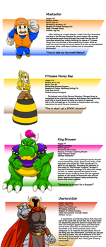 Overlord Bob - The Princess Character Info by FieryJinx