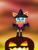 Witch of Pumpkin Hill by Divine-The-Cheetah