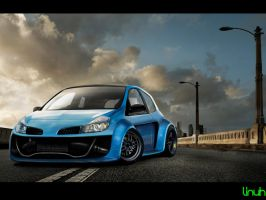 Renault Clio RS Wide by LinuhPT