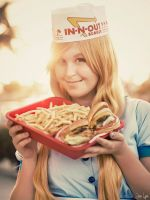 In N Out Photoshoot with Ninjagal6 2 by SNTP