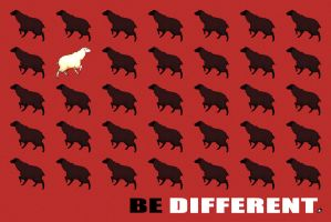 Be Different by Benzophenone-4