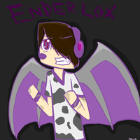 Enderlox by TheSilverPie