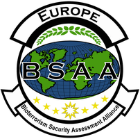 BSAA Insignia Europe by viperaviator
