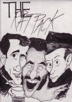 The Rat Pack by ZZTrujillo