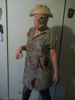 Nurse from Silent hill Cosplay by sarah00187