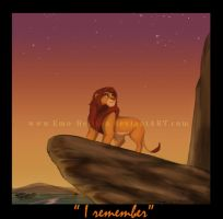 """""""I remember"""" by Emo-Hellion"""