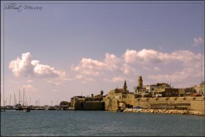 The old city of Acre by ShlomitMessica