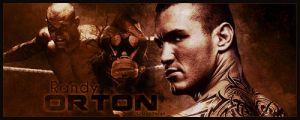 Randy Orton Banner by Cre5po
